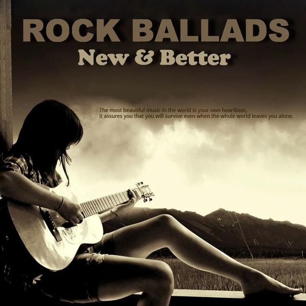 Rock Ballads - New & Better (2015)