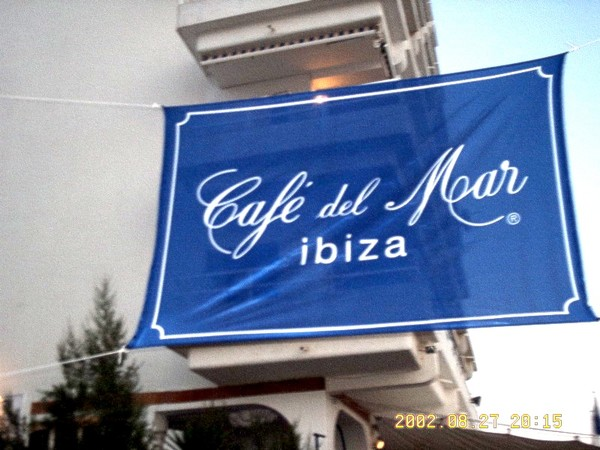 Cafe Del Mar from Ibiza (2014, 2015 год)