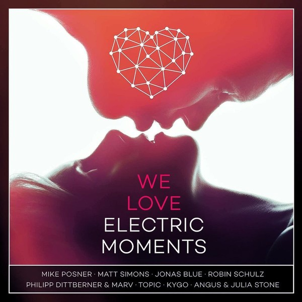 VA - We Love: Electric Moments (2CD) 2016