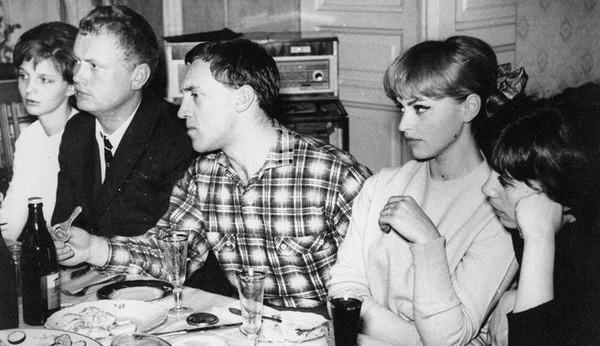 Высоцкий В.С. - У Марка Дубровина (1963)