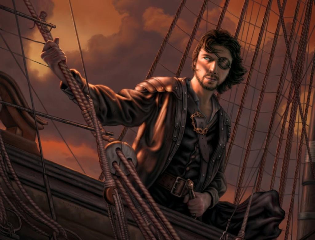 Зачем пираты закрывали глаз черной повязкой? Верна ли популярная версия?