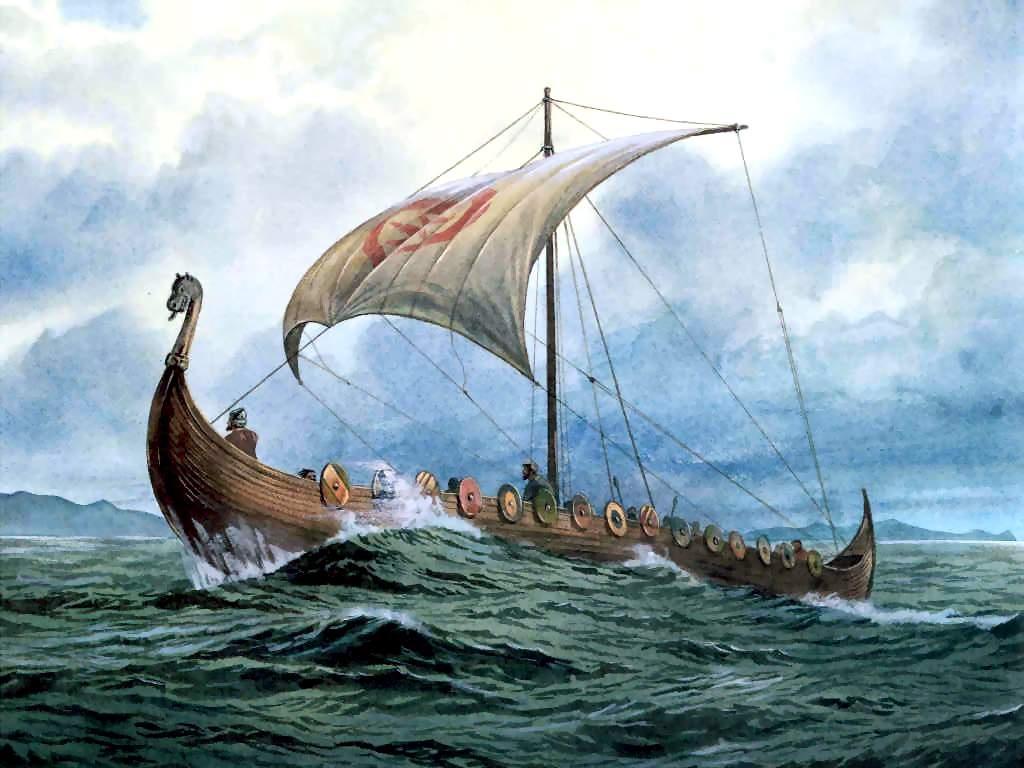 Загадки истории: «Золотая Чаша» викингов